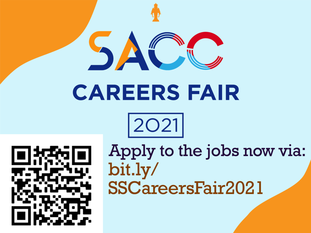 Careers fair2021 poster
