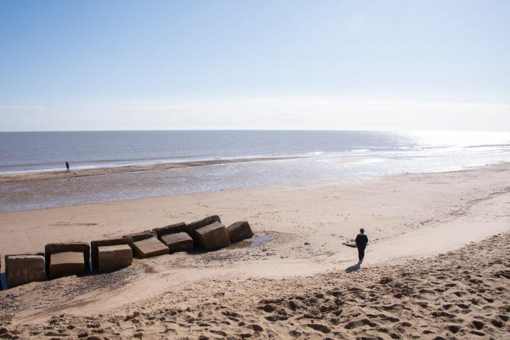 Winterton-on-Sea beach